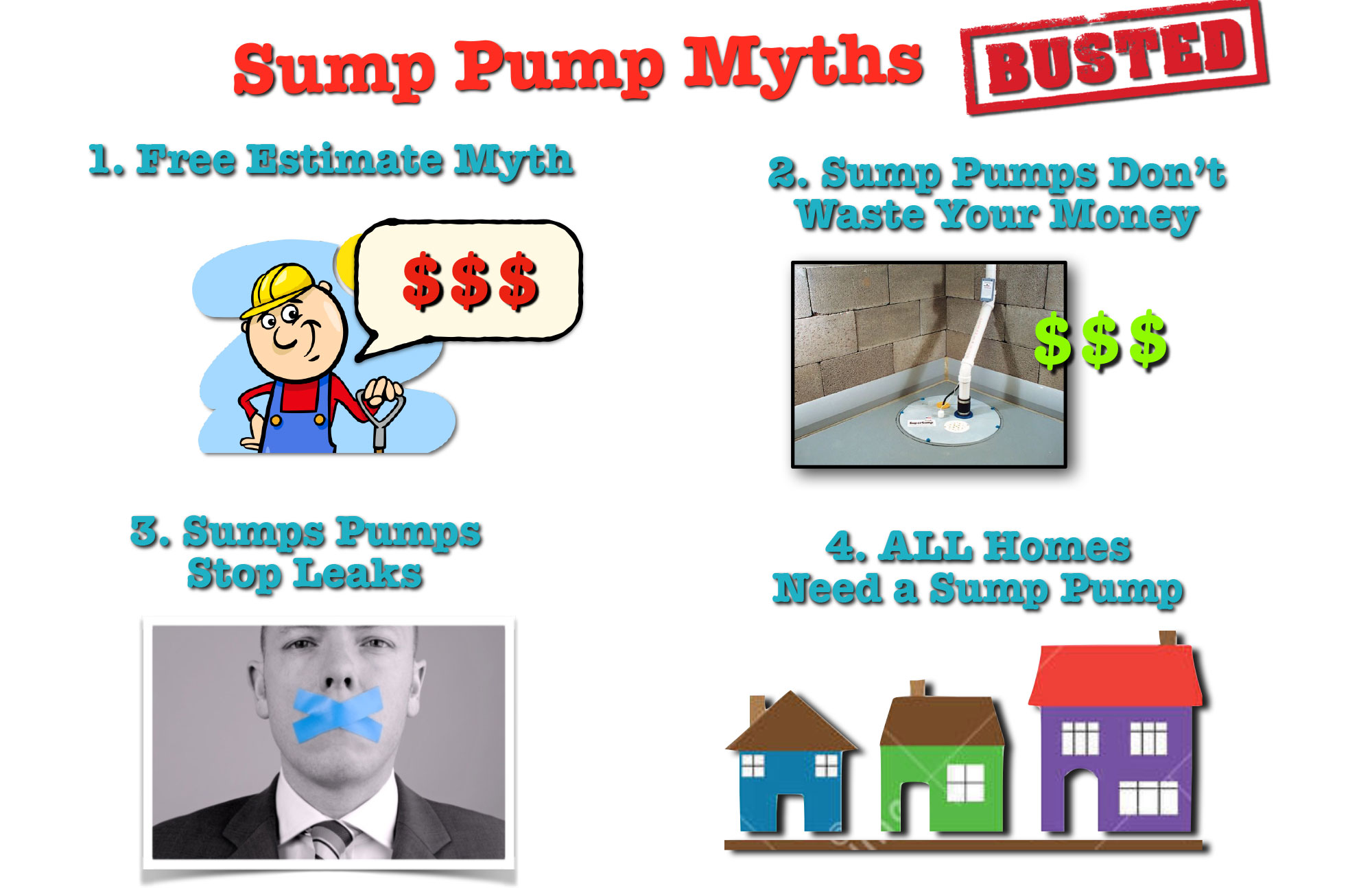 sump-pump-myths